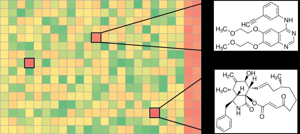High-throughput screening example